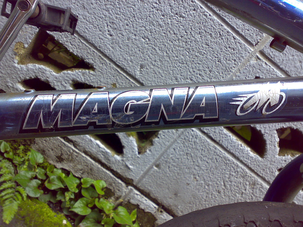 Magna mini bmx pit-bike