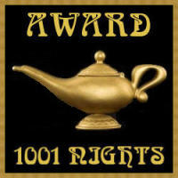 <br> <br>1001 Nights Award