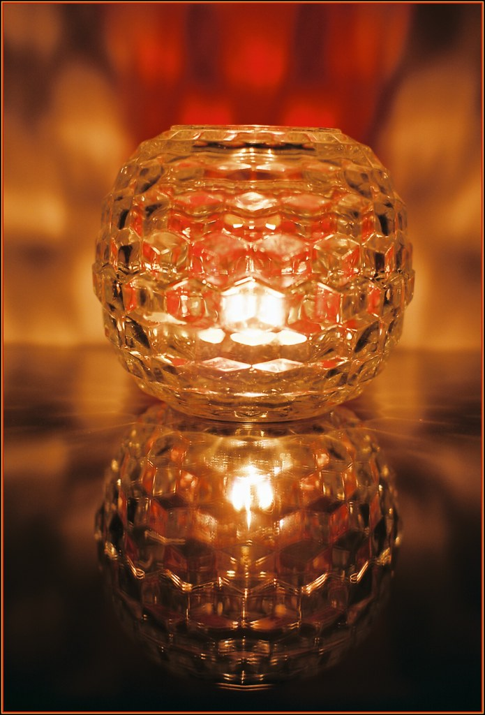 Candle In Globe (118-365)