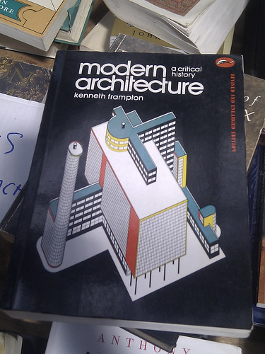 Modern Architecture A Critical History flickriver: most interesting photos from architecture books pool