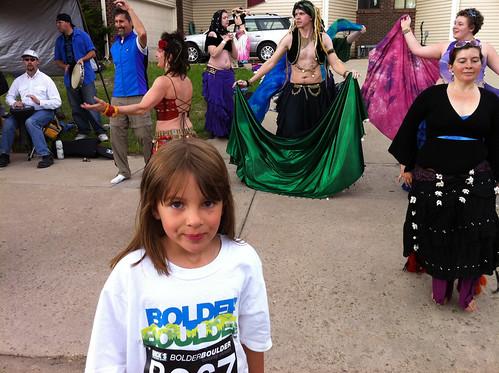 Bolder Boulder 10K 2011