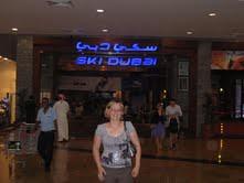 Ski dubai - indoor skiing
