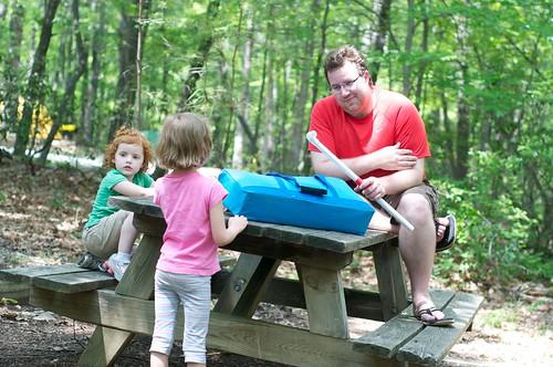 Memorial Weekend Camping 13