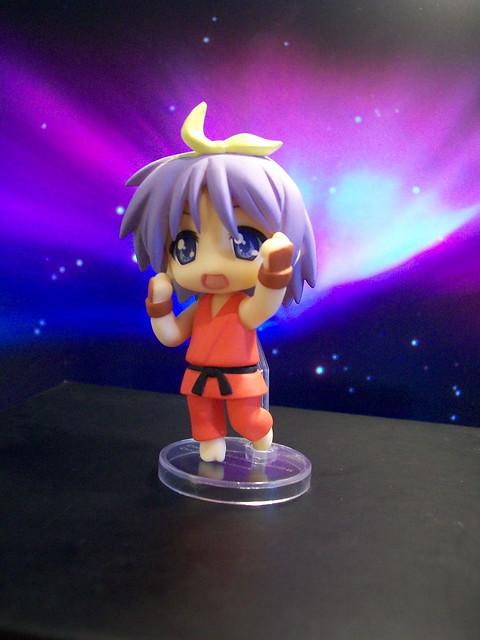 Tsukasa as Ken