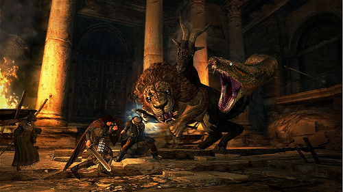 Dragon's Dogma for PS3_3