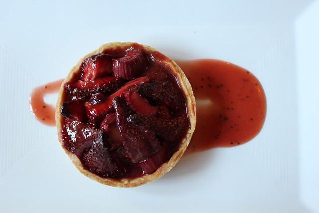 Strawberry Rhubarb Tart IMG_0758