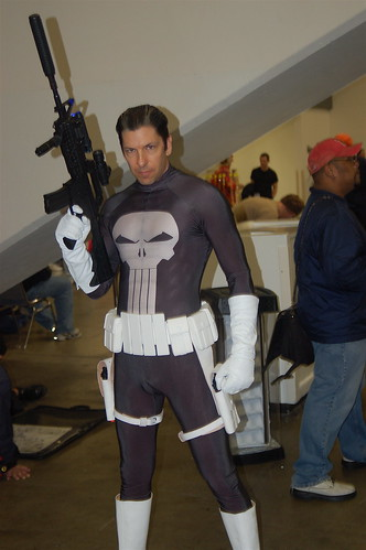 Wonder Con 2008: punisher