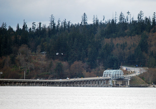 15-Hood Canal Bridge West