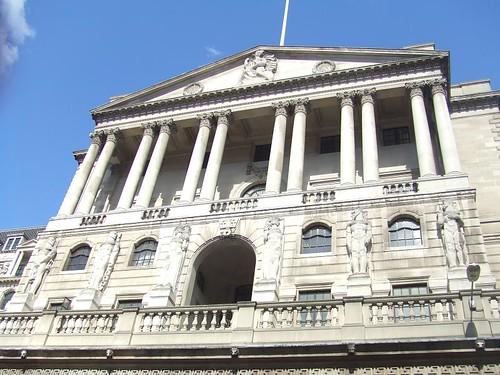 Bank of England by Matt