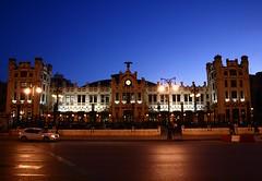 Valencia Railway Station