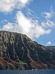 Facing Southwest (JennyYo) Tags: sailing kauai napalicoast