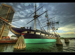 uss constellation baltimore maryland