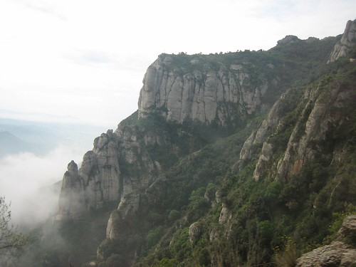 080523. view from the train to montserrat.