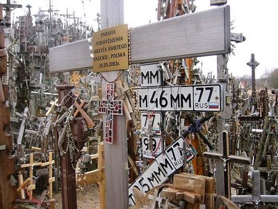 Hill of Crosses 2