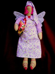 Anilda (Minerva *Arte dos Sonhos*) Tags: boneca tilda anjo