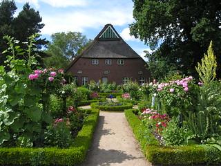 Bauerngarten . farmer garden