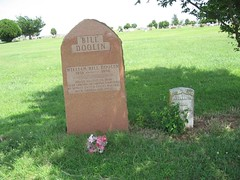 Bill Doolin Tombstone
