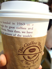 Coffee Bean and Tea Leaf, Santa Monica