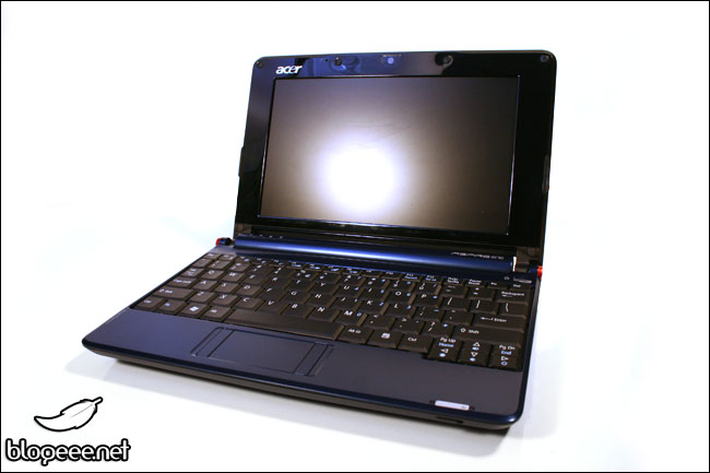 Test Acer ASPIRE ONE