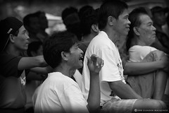 Hu Ha Ha Ha! (the-earth-colors) Tags: bw hot sexy sepia blackwhite fight tritone philippines streetshots documentary coastal cap laugh knockout streetphoto boxing pinoy suns diaz sarcastic desaturate doutone pacquiao misamisoriental bisaya filipinoart ilovecanon manticao notnikon canonite pacquiaofight eos40d canon40d hotboxing pinoyboxing canonef7020mmf4lusm boxingfan donmciij nondarkside boxtodeath