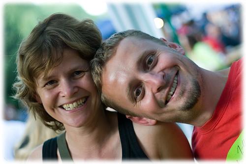 Sandra and Horst