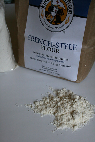 French-style flour