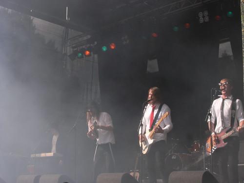 Friska Viljor @ Metropolis Festival 2008