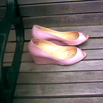 pink shoes thumbnail