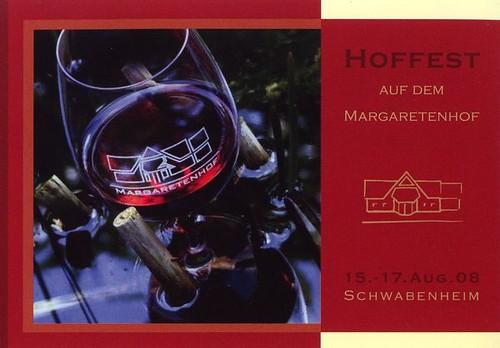 Hoffest Margaretenhof 2008