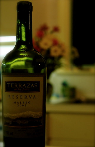 Good Food Better Wine 2005 Terrazas De Los Andes Reserva