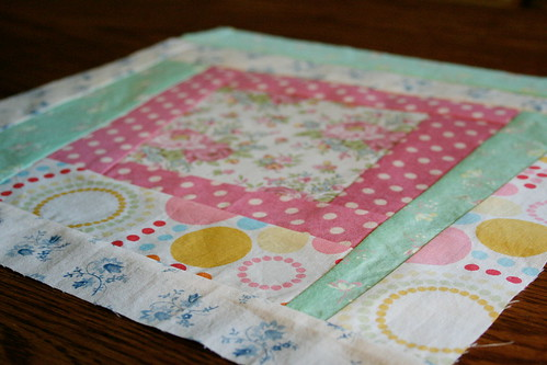 virtual quilting bee: june