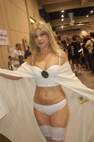 Comic Con 08: White Queen