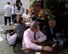 IMG01698 (dinoboy) Tags: uk greatbritain england london angel pub europe unitedkingdom britain islington charleslamb