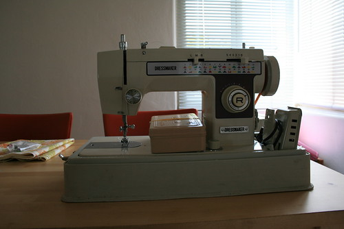 My Free Sewing Machine