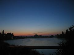 02.07.2004 (kikilah) Tags: morning sunset river dawn star   anapa