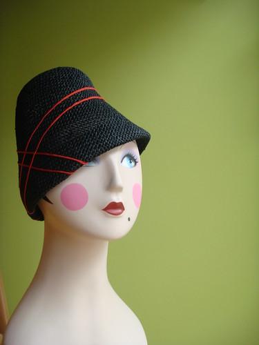 New beehive hat