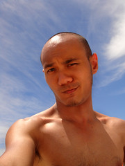 My First SunBathing (.Live.Your.Life.) Tags: trip boy shirtless beach thailand island thai samui 2008 vaness meanam