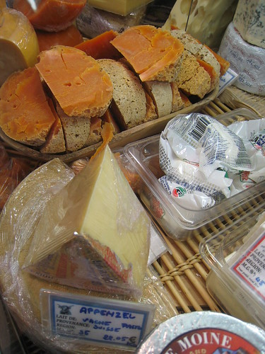 Fromage in Paris, France