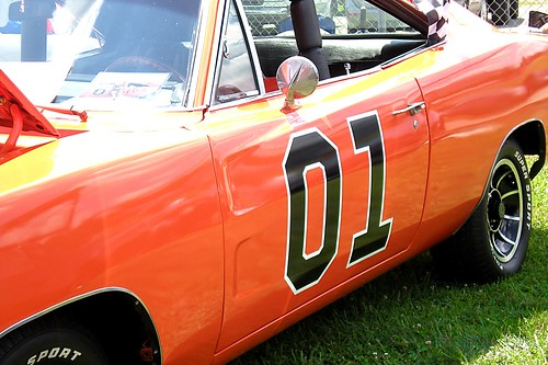 The General Lee.