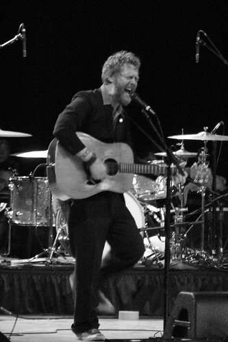 Glen Hansard of The Swell Season @ SPAC