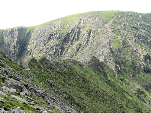 Helvellyn  Striding Edge 1488