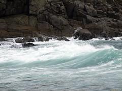 2008 Baie de Douarnenez (3) (clodyus) Tags: france bretagne finistre millier ocanatlantique plage rivage mer vagues oceanoatlantico spiaggia riva mar ondate atlanticocean beach shore sea waves