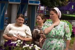 Russians (awlyons) Tags: girls oregon women statefair salem russian oldbelievers