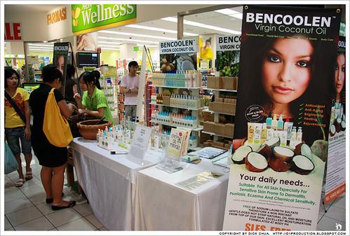 Bencoolen Booth