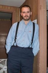 Nick in broadfalls (nickandnoelwright) Tags: pants slacks trousers simple plain broadfall