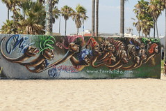 KL1_4312 (kirstography) Tags: beach painting graffiti women artist faces graffitipit venicebeachcalifornia marioe veniceartwalls graffitiwalls kirstography wwwterribilitacom