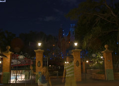Grim Grinning Ghosts Come Out to Socialize (Tom.Bricker) Tags: longexposure travel vacation colors architecture night america photoshop landscape liberty orlando nikon colorful raw unitedstates florida ghost tripod kingdom august disney mickey haunted disneyworld fantasy wishes mickeymouse imagination characters ghosts nikkor wdw dslr waltdisneyworld figment magical iconic themepark mk magickingdom hauntedmansion waltdisney wdi lakebuenavista imagineering cinderellacastle colorsaturation theming disneyresort grimgrinningghosts nikondslr nikkor18200mmvrlens yearofamilliondreams nikond40 photoshopcs3 liberysquare august2008 waltdisneyimagineering disneyphotos mastergracey disneyphotochallenge disneyphotochallengewinner wdwfigment tombricker vacationkingdom vacationkingdomoftheworld