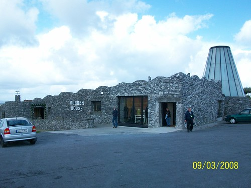 Ireland burren house