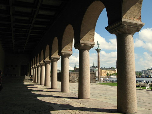 Stockholm City Hall - Long Hall