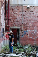 Tag (JoshuaDoda) Tags: new building mill abandoned graffiti paint military hampshire spray josh lincoln ak47 doda